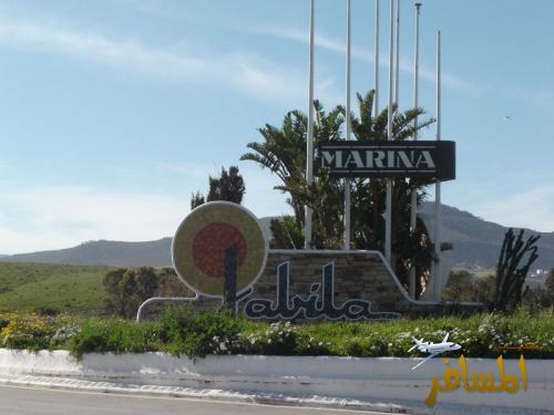 صورة منتجع كابيلا في المغرب , من ارقي المنتجعات علي البحر الابيض المتوسط