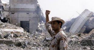 ليبيا بعد القذافي , صور الدمار و المصير المجهول