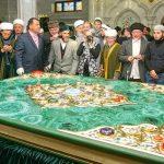 صور اكبر مصحف في العالم , الكشف عن اكبر مصحف في العالم في افغانستان