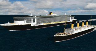 سفينة التايتنك الجديدة , احلى واجمل صور من البحار