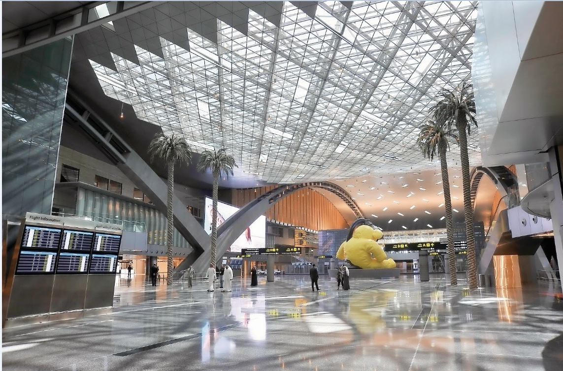 صوره مطار الدوحة الدولي الجديد , احلى واجمل صور للمطار الدولي