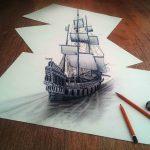 رسومات ثلاثية الابعاد , اجمل صور للفن الحديث