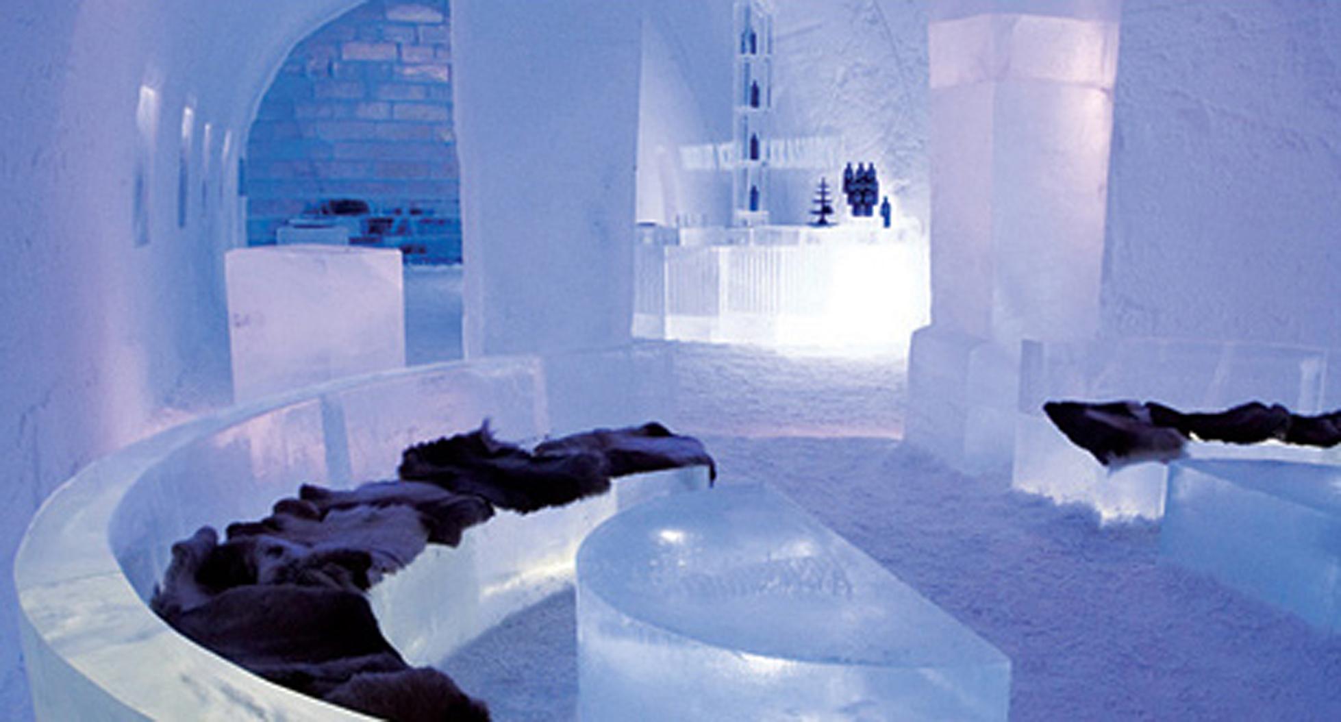 بالصور فندق من الثلج , تجربة فريدة وغريبة 4210 1