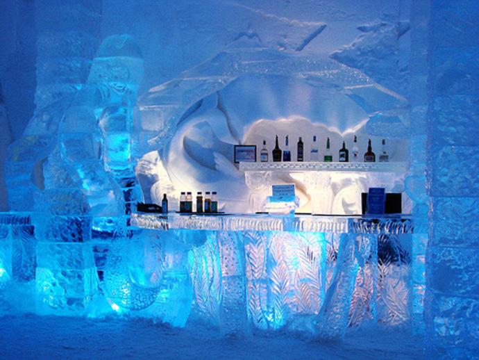 بالصور فندق من الثلج , تجربة فريدة وغريبة 4210 13