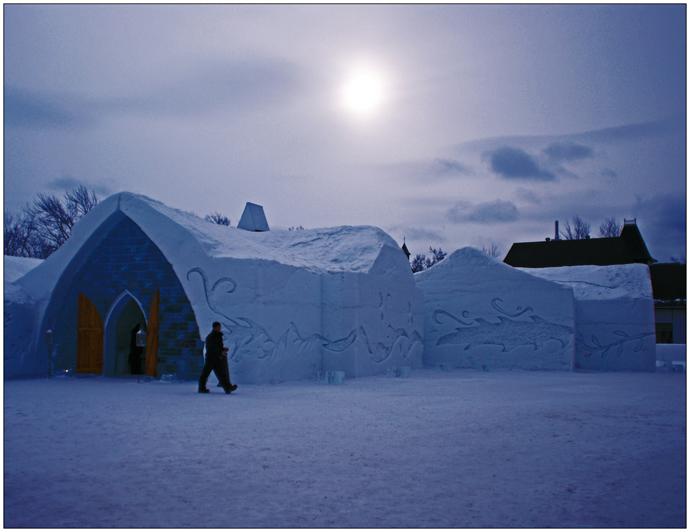 بالصور فندق من الثلج , تجربة فريدة وغريبة 4210 14