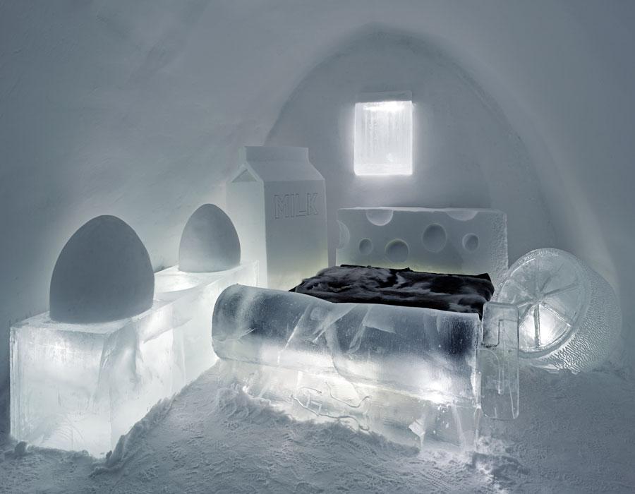 بالصور فندق من الثلج , تجربة فريدة وغريبة 4210 2