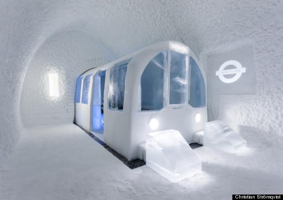بالصور فندق من الثلج , تجربة فريدة وغريبة 4210 8