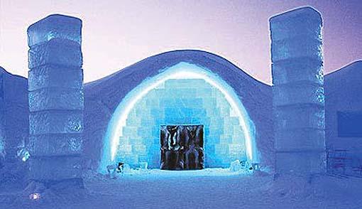 بالصور فندق من الثلج , تجربة فريدة وغريبة 4210