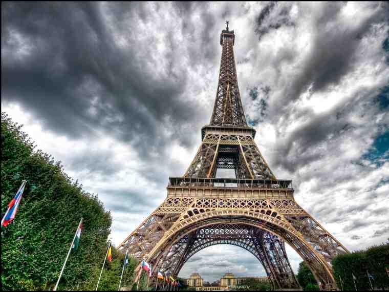صور باريس برج ايفل , صور اكثر الاماكن السياحية جمالا