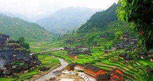 سبحان الخالق العظيم , اروع المناظر الطبيعية الساحرة في الصين