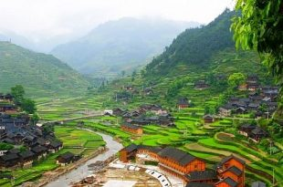 صورة سبحان الخالق العظيم , اروع المناظر الطبيعية الساحرة في الصين