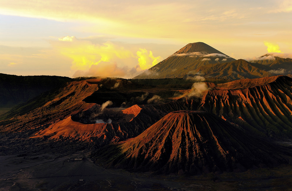 صوره جمال الطبيعة في اندونيسيا , مناظر طبيعية مدهشة خلابة
