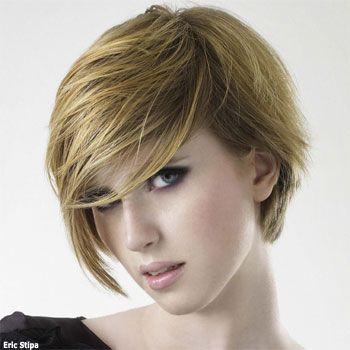 بالصور اجمل قصات الشعر  , صور مختلفة لاطلالة عصرية 4363 5