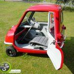 اصغر سيارة في العالم , عربية عجيبة طولها 132سم