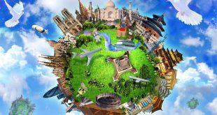 صوره اخبار حول العالم , العالم قرية صغيرة بفضل التكنولوجيا