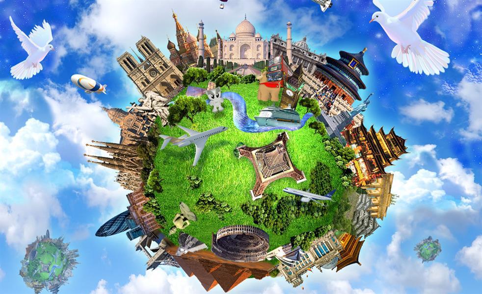 بالصور اخبار حول العالم , العالم قرية صغيرة بفضل التكنولوجيا 4369