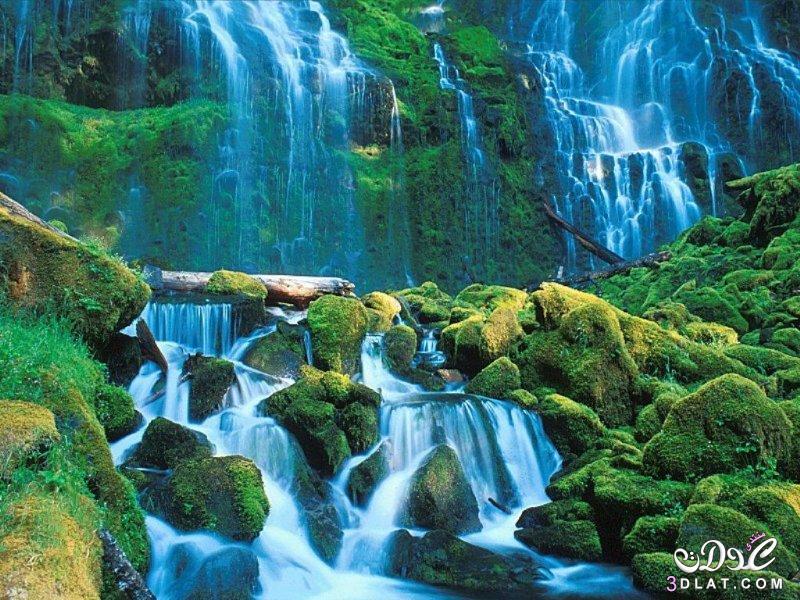 صوره احلى شلال في العالم , مناظر طبيعية ايه فى الجمال