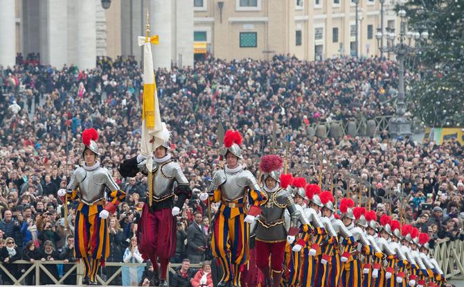 «الفاتيكان» من مدينة إلى دولة 4414