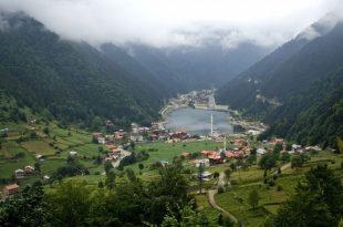 صور جنة الله في ارضه , اوزنجول من اهم الاماكن الساحرة في تركيا