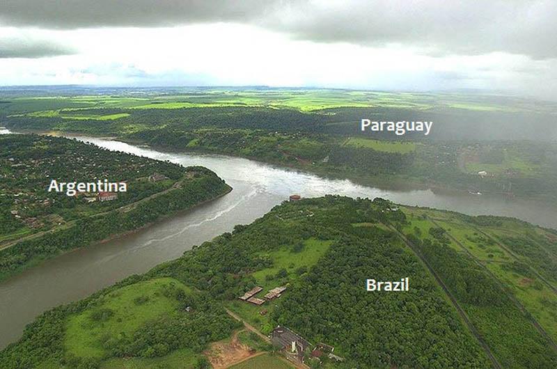 بالصور اغرب حدود في العالم , صور علامات بسيطة لفصل بين الدول 4463 6