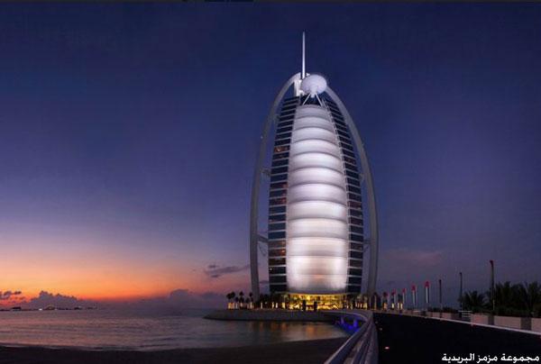 صورة صور برج العرب من الداخل , روعة المناظر قد تذهلك