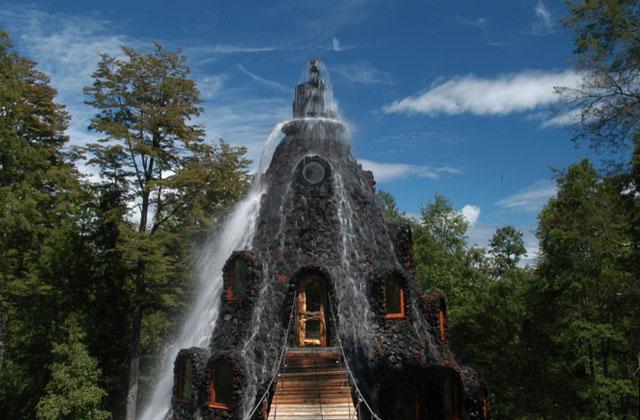 صوره فندق الجبل الساحر , صور رائعة تجمع بين جمال الطبيعة الخلابة