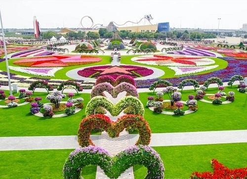صوره دبي ديزني لاند , وندر لاند دبي اكبر المدن الترفيهية