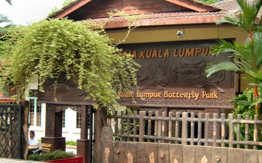 صورة حديقة الفراشات في ماليزيا , صور في الاماكن السياحية النادرة