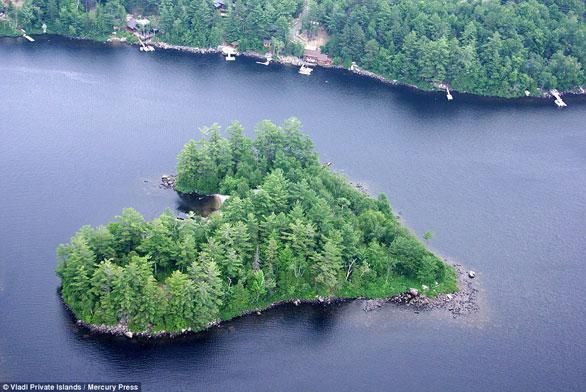 بالصور عندما تتحدث الصور , جزر طبيعية علي شكل قلب 4569