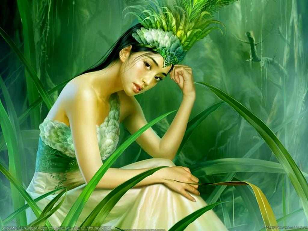 صورة صور خياليه وروعه , اجمل لوحات من وحي الخيال