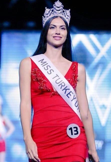 صورة ملكة جمال تركيا , اطلاله مميزه لملكه جمال تركيا 4616 3