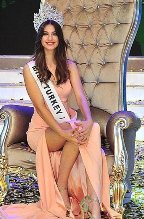 صورة ملكة جمال تركيا , اطلاله مميزه لملكه جمال تركيا 4616 6