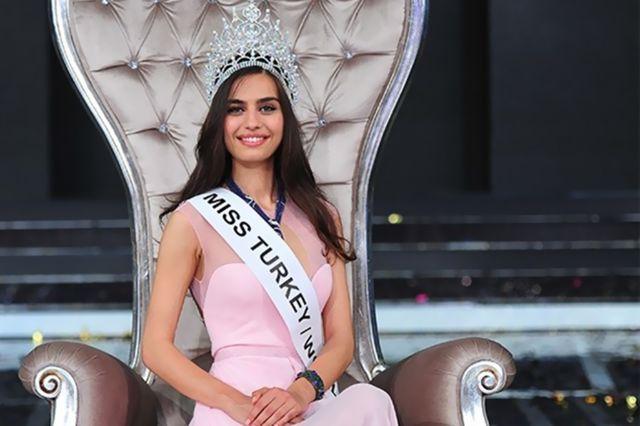 صورة ملكة جمال تركيا , اطلاله مميزه لملكه جمال تركيا 4616 7