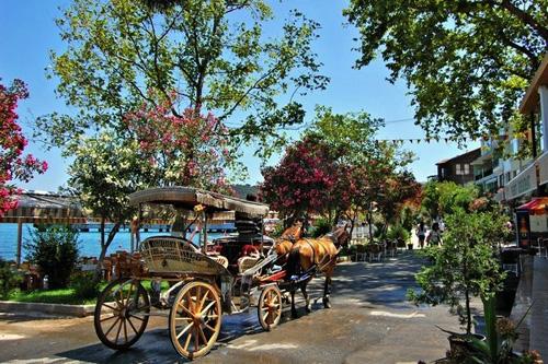 صورة جزيرة الاميرات بتركيا , اماكن سياحيه فوق الخيال بجزيره الاميرات