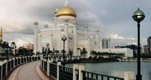 صوره مسجد من الذهب , مسجد من الذهب يدهش كل من يزوره