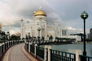صورة مسجد من الذهب , مسجد من الذهب يدهش كل من يزوره