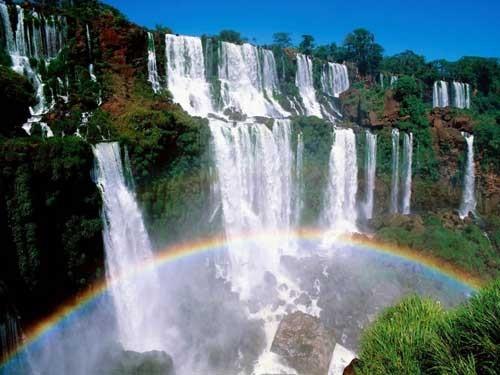 بالصور اجمل شلالات في العالم , اماكن سياحيه فوق الخيال 4839 2