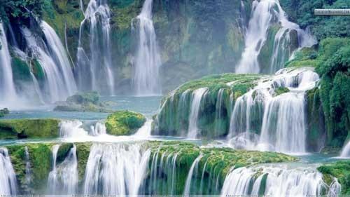 بالصور اجمل شلالات في العالم , اماكن سياحيه فوق الخيال 4839 6