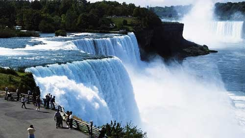 صورة اجمل شلالات في العالم , اماكن سياحيه فوق الخيال
