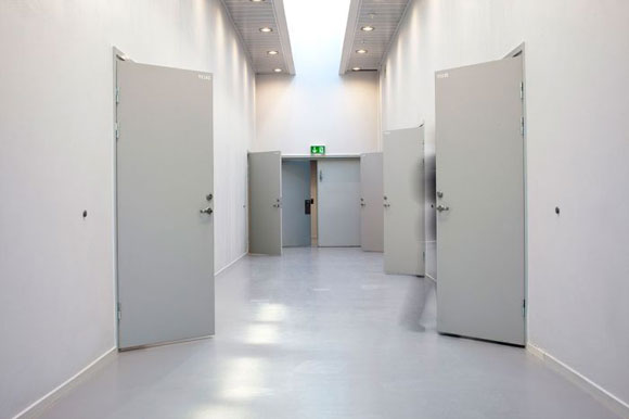 بالصور سجن خمس نجوم , سجن هالدن فنغسال في النرويج: سجن 5 نجوم 4947 8