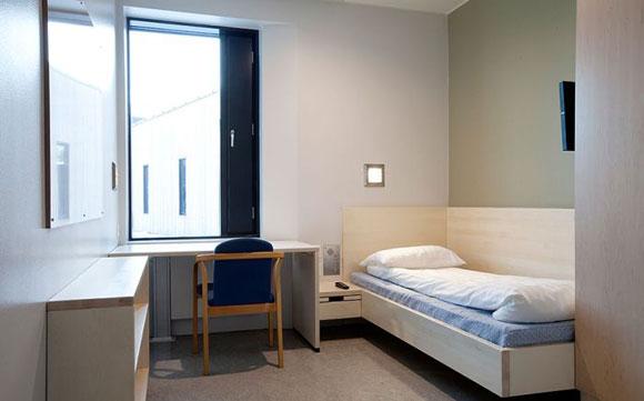 بالصور سجن خمس نجوم , سجن هالدن فنغسال في النرويج: سجن 5 نجوم 4947
