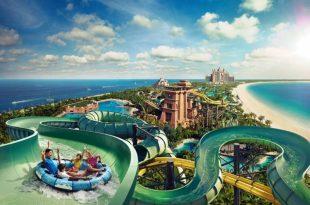 صورة مدينة الماء في دبي , اماكن روعه لقضاء اجمل الاوقات فى دبى