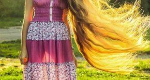 اطول شعر في العالم , صاحبه اطول شعر فى العالم باطلاله جديده مميزه