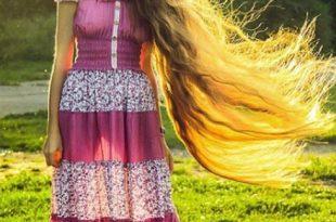 صور اطول شعر في العالم , صاحبه اطول شعر فى العالم باطلاله جديده مميزه