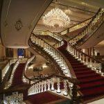 صور لبيت الوليد بن طلال , بالصور القصر الطائر الذهبى للامير السعودى الوليد بن طلال