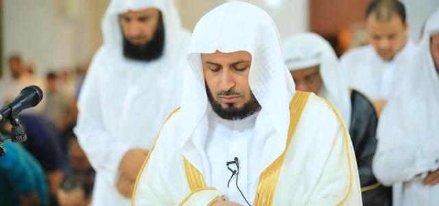 صور الشيخ سعد الغامدي , اطلاله جديده للشيخ سعد الغامدى