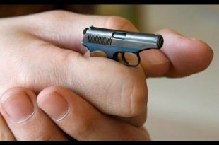 صوره اصغر سلاح في العالم , احترس الاغتيال باصغر سلاح فى العالم