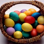 صور بيض ملون لشم النسيم , كونى مميزه فى شم النسيم