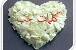 صورة صور مكتوب عليها كلمات حب , اجمل الكلمات الغرامية