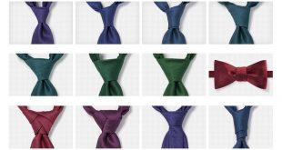 صوره بالصور كيف تربط ربطة العنق , انواع مختلفة وجديدة لربط الكرفتة